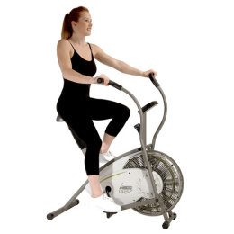 exercise fan bike, air bike, fan cycle, cardio, cholinergic urticaria, hives