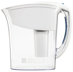 brita water filter, pitcher
