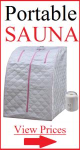 portable sauna, cholinergic urticaria, steam sauna